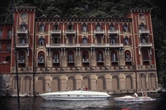 """Villa D'Este"" By Slim Aarons, Estate Stamped Limited Edition, Multiple Sizes"