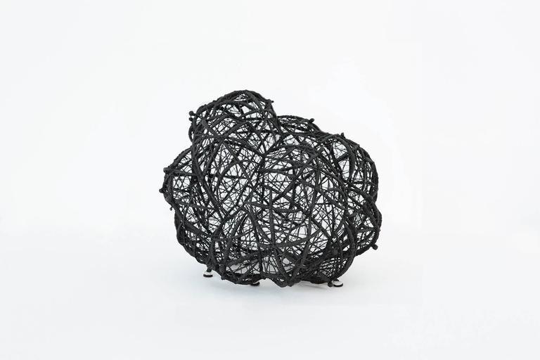 W / 015 - Sculpture by Frank Connet