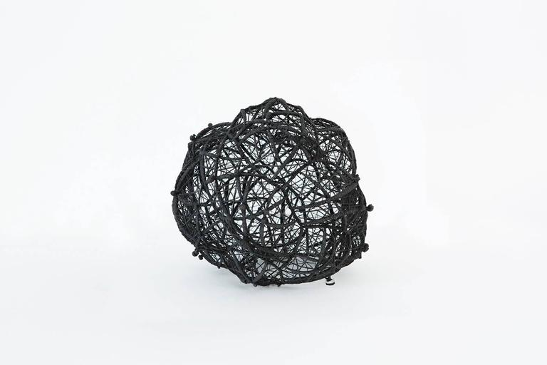 W / 015 - Abstract Geometric Sculpture by Frank Connet
