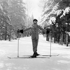 Reed on Skis, Lake Placid NY