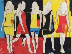 Color Block Girls