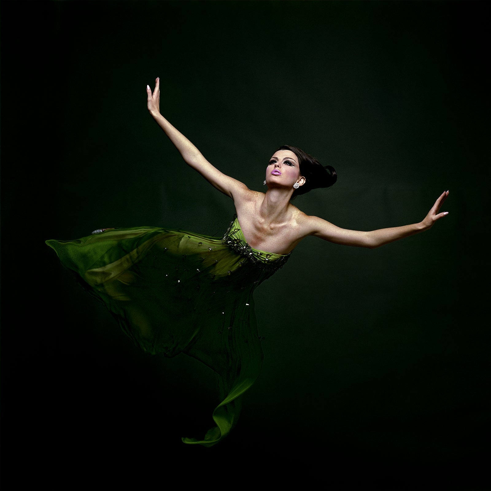 Green Angel, Dorothy McGowan, New York