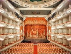 Mikhailovsky Theater, St Petersburg, Russia