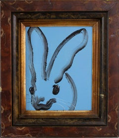 Untitled Blue Bunny(EA00277)