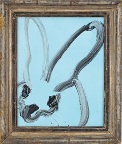 Untitled Blue Bunny(EA00434)