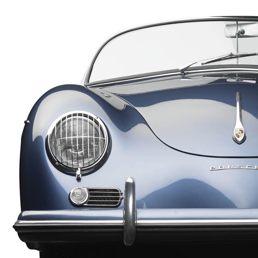 1957 356 Speedster Front