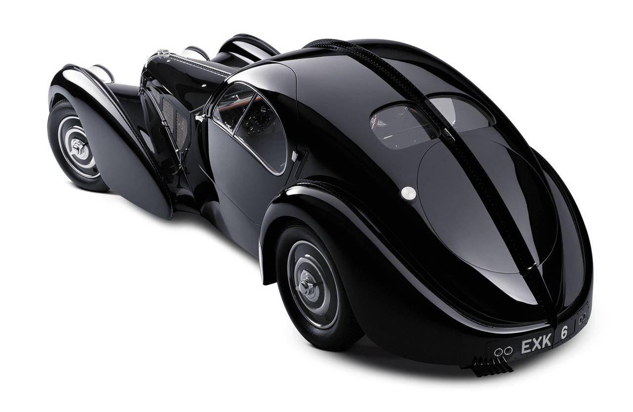 """Giclee Print on Rag Signed, Editioned Print.  Additional sizes and pricing available.  Michael Furman has had the unique pleasure of photographing the world's most significant cars. From the earliest """"conveyances"""" to cars that foretell the"""