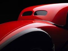 1939 Bugatti Type 57C Atalante, Rear Deck
