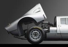 1964 904 Porsche Open Rear