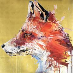 Gold Leaf Fox