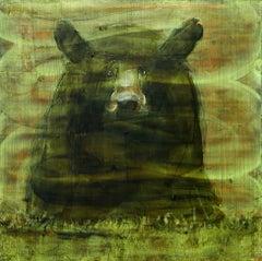 Animal Painting #09-6577 (bear)