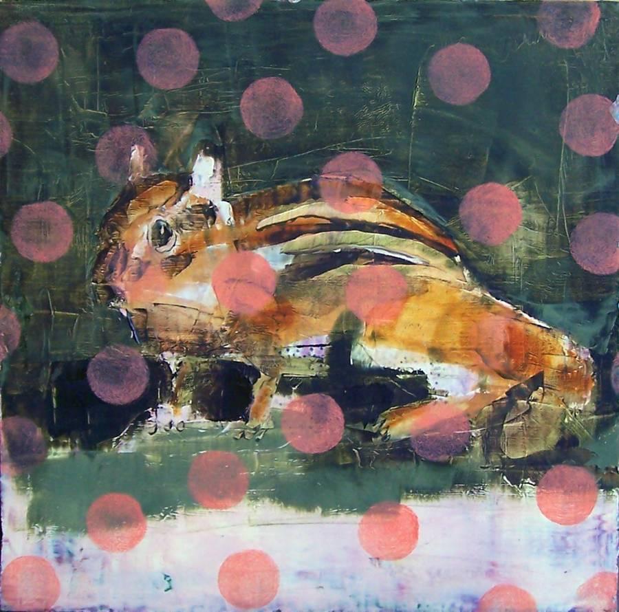 Animal Painting 0130799 (Chipmunk)