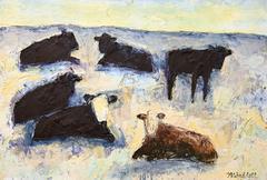 Deep Creek Calves