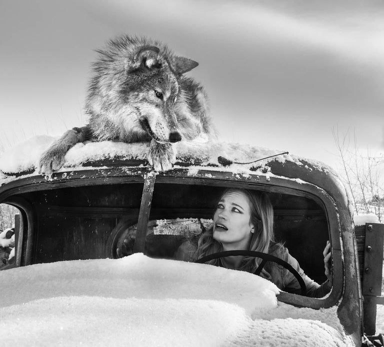 David Yarrow Black and White Photograph - A Streetcar Named Desire