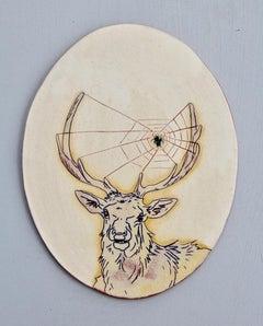 Elk and Spider