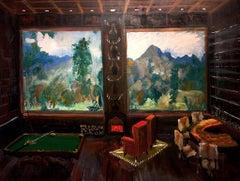Misty Mountain Hunting Lodge