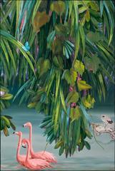 Flirtation Migration 6 (Flamingos)