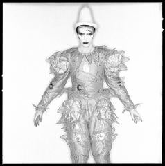 David Bowie, Scary Monsters Clown, 1980