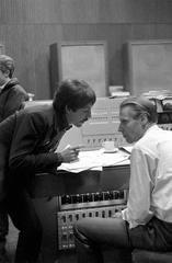 Paul McCartney & George Martin, 1966