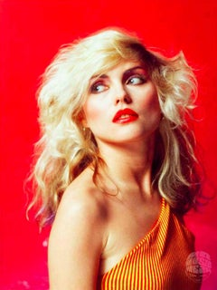 Debbie Harry, Red by Mick Rock 1978