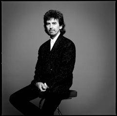 George Harrison, The Beatles, by Chris Cuffaro