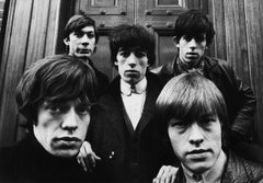 The Rolling Stones, London, 1963 by Terry O'Neill