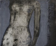 October 15, 1997 / Nude Monotype Paper by Jim Peters