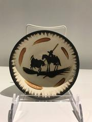 Picador Picasso Madoura Ceramic Ramie 289