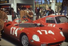 Ferrari P Car