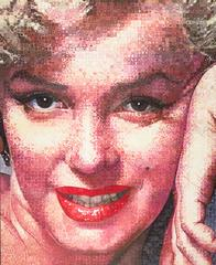 Marilyn Monroe -- Original Oil Painting