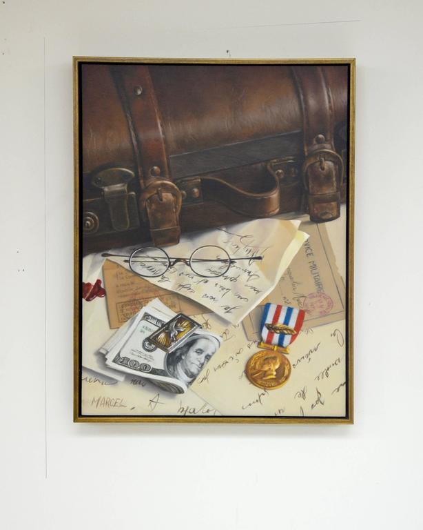 Far Away (Original Oil Painting) 2
