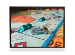 Monopoly #47 Signed and Numbered Limited Edition on Canvas
