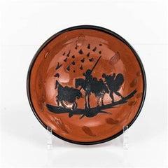 Picasso Madoura Ceramic Ramie 211 Picador