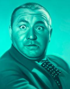 The Three Stooges® (set of three) Signed and Numbered Limited Edition Canvas