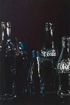 Cokes from Mexico Original Oil Painting