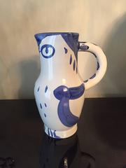Pablo Picasso - Picasso Ceramic Madoura Owl Ramie 253