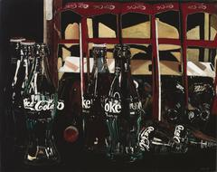 It's a Case of Coca Cola -- Original Oil Painting