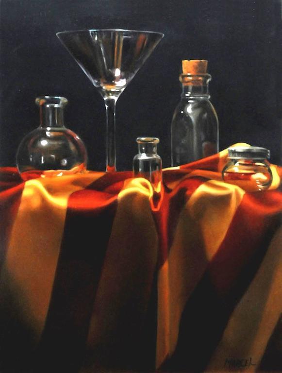 Liver Alone (Original Oil Painting)