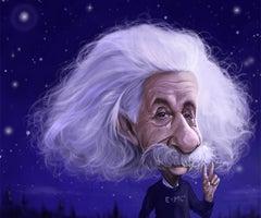 Albert Einstein Small Version