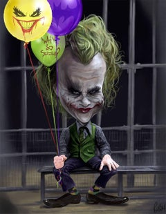 Joker -- Why So Serious?