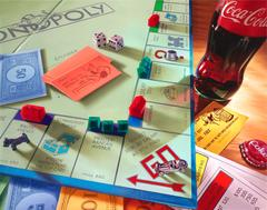 Monopoly GO! Signed and Numbered Framed Limited Edition on Canvas