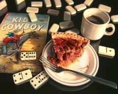 Pecan Pie Signed and Numbered Framed Limited Edition on Canvas