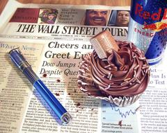 Wall Street Journal #43 Signed and Numbered Limited Edition on Canvas