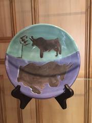Ramie 161 Picasso Ceramic Madoura -- Toros
