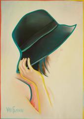 """""""Le Chapeau"""" by James Van Fossan"""