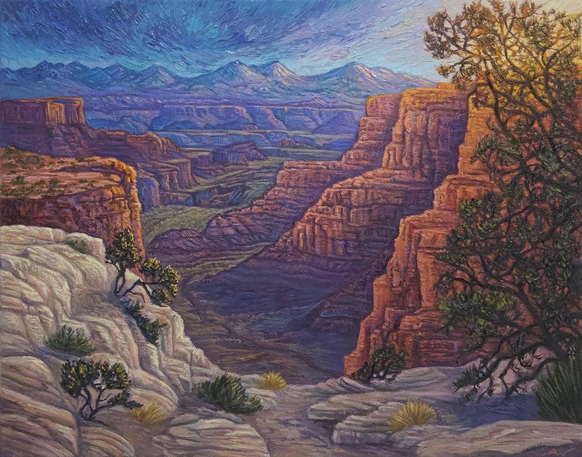 Morning Glory, Canyonlands