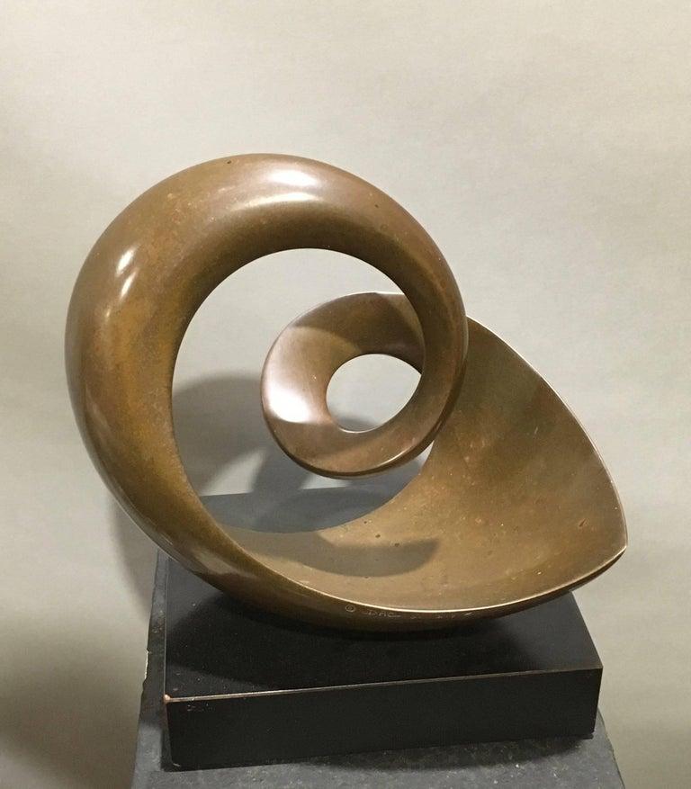 Mazurka, An American Bronze Sculpture