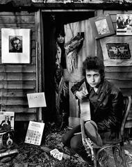 Bob Dylan & Sara Dylan at Shack, Woodstock, NY