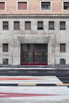 Ingressi di Milano. viale Tunisia 10