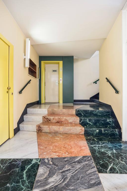 Delfino Sisto Legnani Ingressi Di Milano Via Giuseppe Dezza - Casavia tile